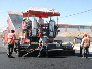 Karatay 2013 asfalt hedefini belirledi