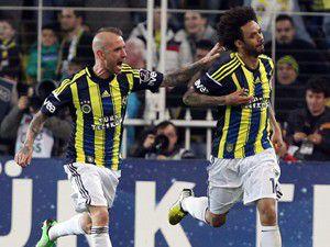 Fenerbahçe Eskişehiri devirdi