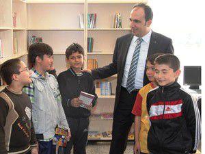 Başkan Altay öğrencilerle buluştu