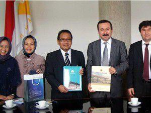 Endonezya İle Kültürel Bağları da Geliştiriyoruz