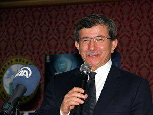 Davutoğlu Konyada çözüm sürecine değindi