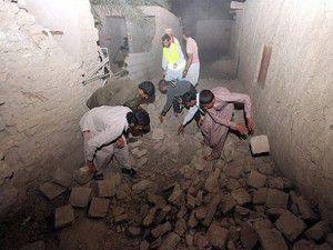 Pakistanda ölü sayısı: 34