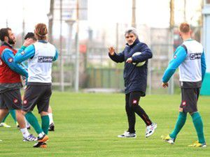 İşte Torku Konyasporun İzmir kadrosu