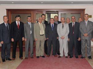Musul Ticaret Odası KTO yu ziyaret etti