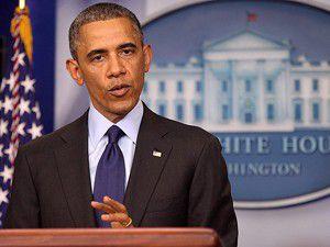 Obama, Beyaz Sarayda açıklama yaptı