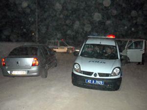 Polisten kaçan sürücü çıkmaz sokakta yakalandı