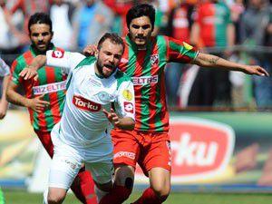 Torku Konyaspor Karşıyaka ile yenişemedi