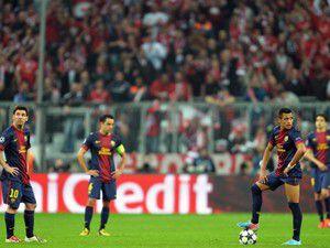 Bayern Münihen Barcelonaya 4 gol