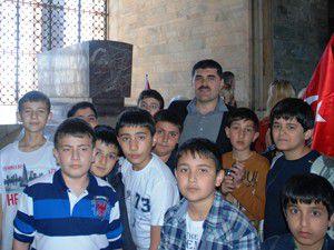S.Aymazlı öğrencilerden Ankara çıkarması