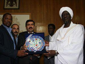 Sudan heyetinden Konya ya teşekkür
