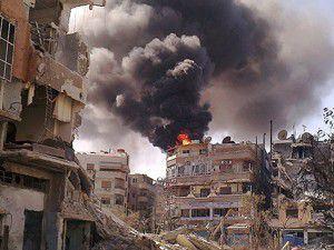 NATOdan Suriyeye kimyasal silah uyarısı