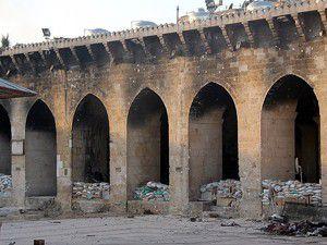 Türkiye Suriyedeki tahribatı UNESCOya taşıdı