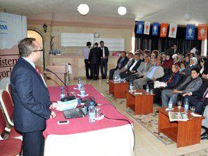 Prof. Dr. Birol Akgün Başkanlık Sistemini anlattı
