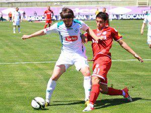 Torku Konyaspor evinde 3 puanı aldı