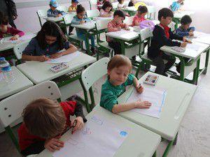 Özel Gençlik İlkokulunda eğlenceli yarışmalar