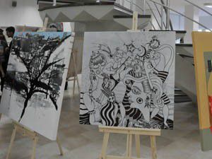 Konyalı Sanatçılar Buluşması Final Sergisi