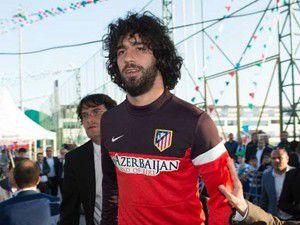 Atletico Madrid Azerbaycanda