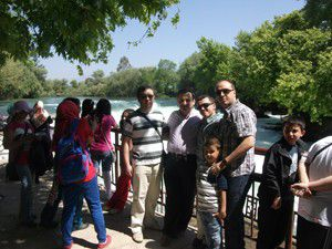 Gençlikten Antalya Gezisi