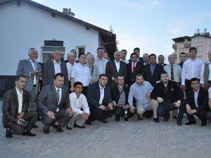 Romanya Müslümanları Müftüsünden Cihanbeyliye ziyaret