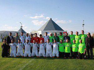 Resmi Kurumlar Arası Bahar Futbol Turnuvası Başladı