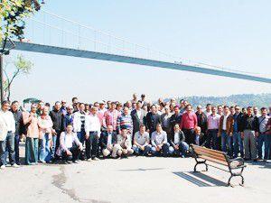 İMO Konya Şubesinden İstanbul Çıkarması