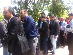 MÜSİAD üyesi Bekir Çetinin oğlu vefat etti