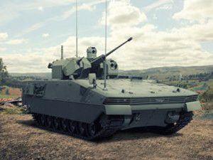 İlk Milli Zırhlı Araç TULPAR Tanıtıldı