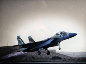 İsrail kimyasal silah tesisini vurdu