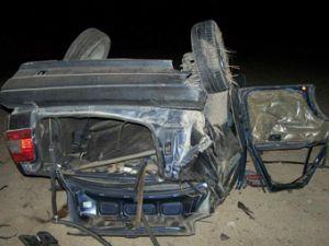 Beyşehir yolunda kaza; 1 ölü
