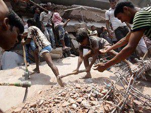 Bangladeşte ölü sayısı 547ye yükseldi