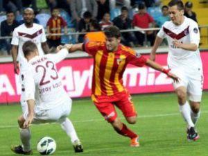 Kayseri Trabzona dur dedi!