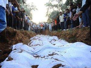 Banyasta katliam: 126 ölü