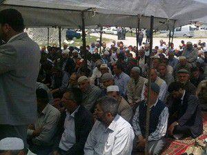 Konyada yağmur duası