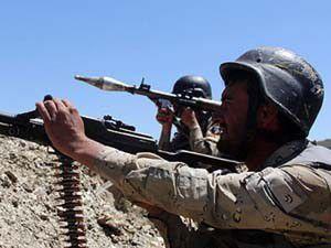 Afganistan - Pakistan sınırında çatışma