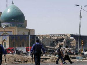 Irakta katliam gibi bombalı saldırı!