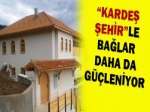 Saraybosna Mevlevihanesi açılıyor