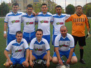 Konya Bankalar Arası Futbol Turnuvası Devam Ediyor
