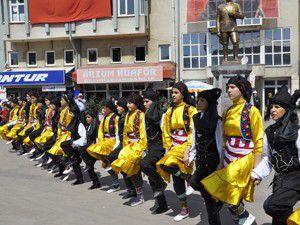 Akşehirde Trafik Haftası kutlandı