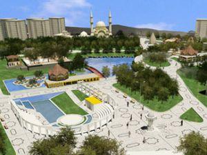 Konya kültür parkına kavuşuyor