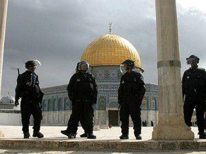 Kudüs Müftüsü Hüseyin gözaltına alındı