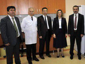 Konyada ilk Brakiterapi Ünitesi açıldı