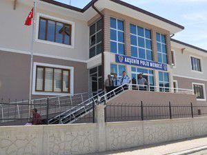 Akşehir Polis Merkezine kavuştu