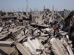 Bangladeşte ölü sayısı 900e ulaştı