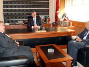 Karatay Üniversitesi heyeti Büyükşehirde