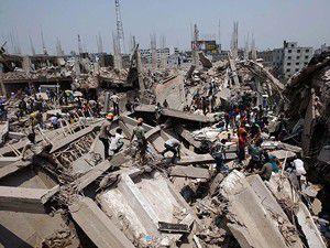 Bangladeşte ölü sayısı bini geçti
