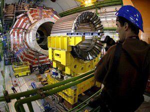 CERN yeni bir keşfe imza attı