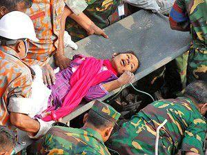 Bangladeşte 17 gün sonra gelen mucize