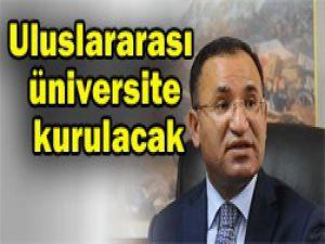 İslam üniversitesi geliyor