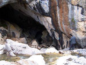 Artık kanalizasyon suları mağaralara akmayacak