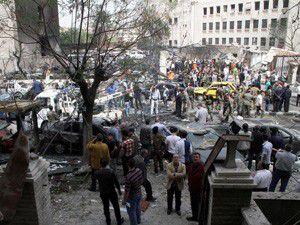 Suriyede saldırılar: 57 ölü